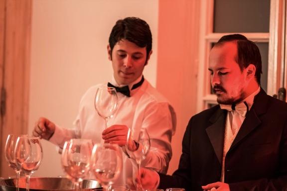 <p>Halil Atasever is Alex Minotis as Joseph</p>