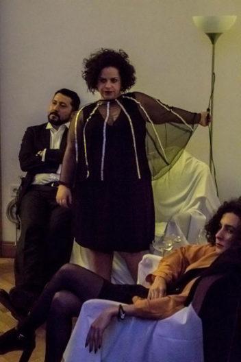 <p>Edmundo Nobile and Blanca</p>
