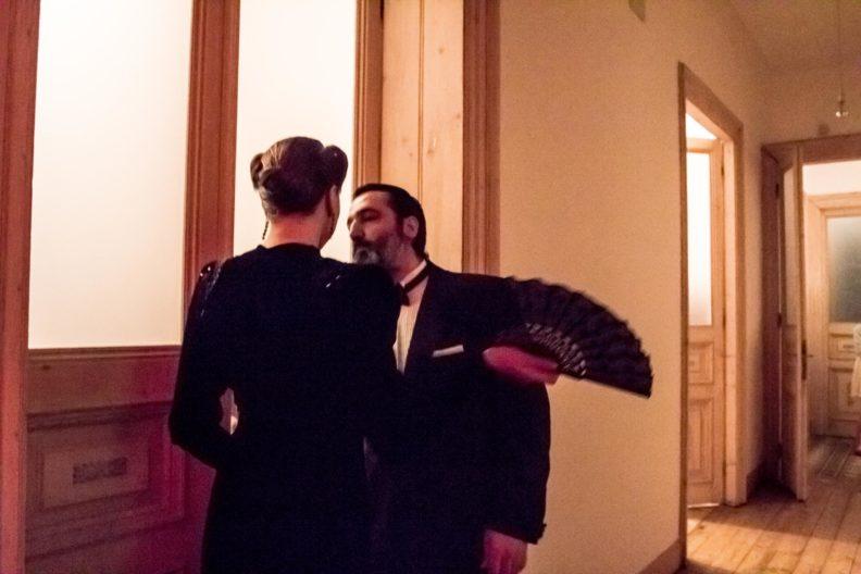 <p>Alicia Huberman with Devlin</p>