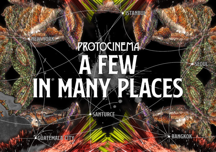 <p><i>A Few In Many Places</i>, Protocinema Graphic design by RAR Editions, Yogyakarta, 2021 <br /></p>
