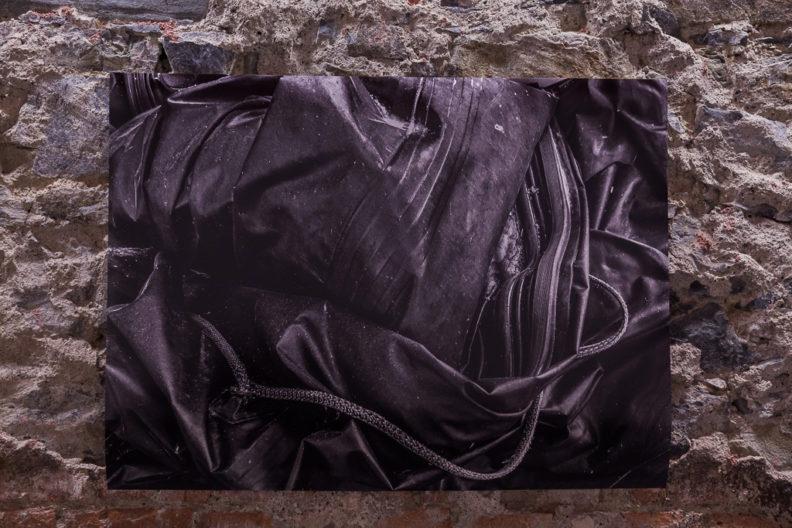 <p>Alexandra R Howland,<em>AEGEA</em>, 2016 Three C-Prints, Each 75 X 100 Cm</p>