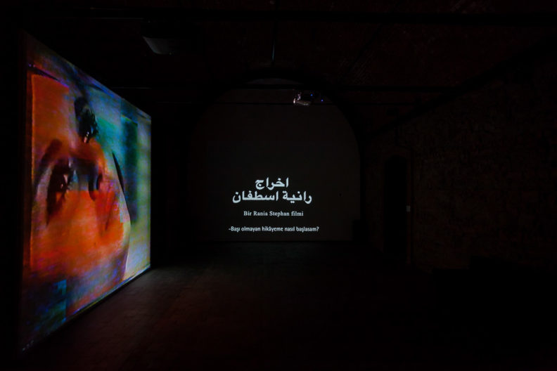 "<p>Left: Rania Stephan, <em>""Still Moving,""</em> 2016, Courtesy Of The Artist And Marfa' Projects, Beirut. Right: Rania Stephan, <em>""64 Dusks,""</em> 2013, Courtesy Of The Artist. Photo: Batu Tezyüksel</p>"