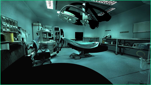<p><b><i>Deniz Tortum,</i></b><i> Hospital with one entrance and two exits, 2016, virtual reality experience.</i></p>