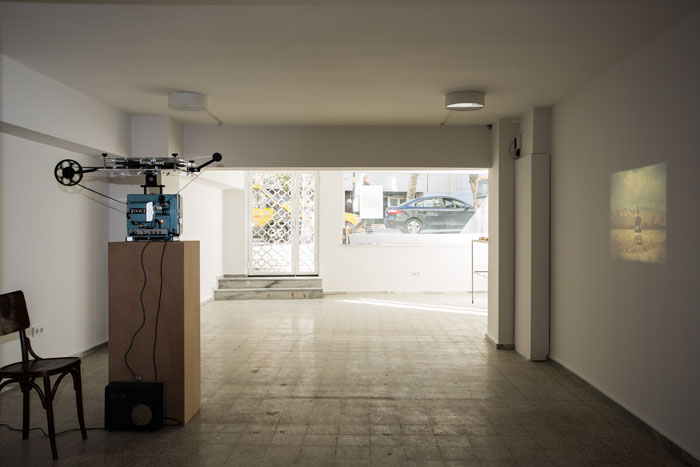 <p>Installation, Untitled, 2011, 16 mm film installation, 27 minutes <br />Courtesy: Protocinema, Istanbul; Art: Concept, Paris; Xavier Hufkens, Brussels, photos Batu Tezyuksel.</p>