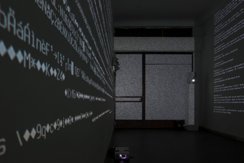 "<p>""peers at httpdot.net"" installation, 2019, Protocinema at Aetopoulos, Athens [απόδοση εγκατάστασης, 2019, Protocinema στο Aetopoulos Athens]</p>"